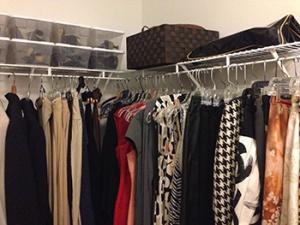 MB closet - AFTER