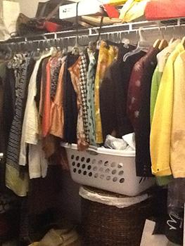 MB closet - BEFORE