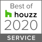 Best of Houzz award 2020 service